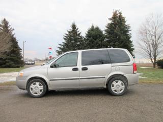Used 2009 Chevrolet Uplander LS V6 for sale in Thornton, ON