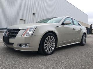 Used 2010 Cadillac CTS AWD Performance Collection for sale in Mississauga, ON