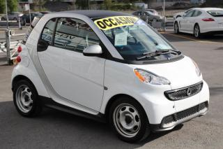 Used 2013 Smart fortwo for sale in Saint-leonard, QC