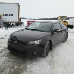 Used 2011 Toyota Scion TC for sale in Mirabel, QC