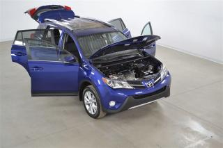 Used 2014 Toyota RAV4 Ltd Awd Gps Cuir for sale in Charlemagne, QC