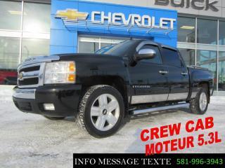 Used 2007 Chevrolet Silverado 1500 Lt 5.3l 4x4 for sale in Sainte-marie, QC