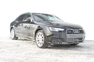 Used 2017 Audi A4 Progressiv berline 4 portes quattro BA for sale in Ste-Foy, QC