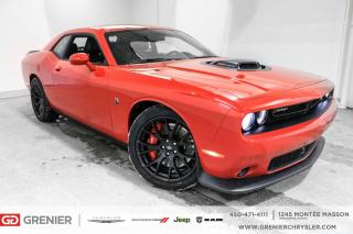 Used 2018 Dodge Challenger R/T 392 Scat Pack for sale in Terrebonne, QC