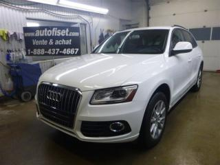 Used 2013 Audi Q5 for sale in Saint-raymond, QC