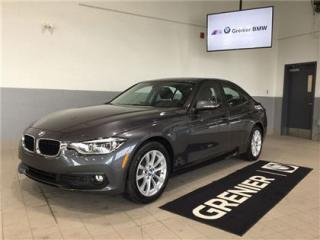 Used 2017 BMW 320 xDrive for sale in Terrebonne, QC