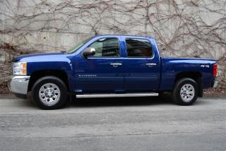 Used 2013 Chevrolet Silverado 1500 LS Cheyenne Edition Crew Cab 4x4 for sale in Vancouver, BC