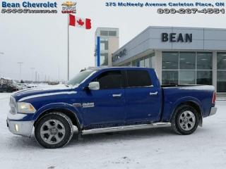 Used 2016 Dodge Ram 1500 Laramie for sale in Carleton Place, ON