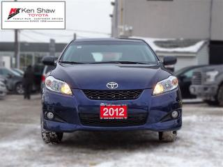 Used 2012 Toyota Matrix - for sale in Toronto, ON