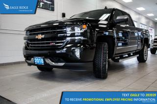 New 2018 Chevrolet Silverado 1500 Leather Heated Seating, Rear Vision Camera, Cruise Contol for sale in Port Coquitlam, BC