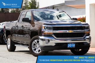 New 2018 Chevrolet Silverado 1500 Backup Camera, Bumper Step, Power Driver's Seat, Nav for sale in Port Coquitlam, BC