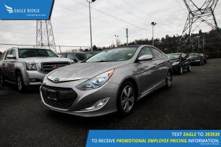 Used 2011 Hyundai Sonata Hybrid Leather Seats, Heated Seats, Hands Free Calling for sale in Port Coquitlam, BC