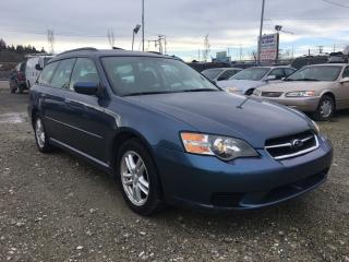 Used 2005 Subaru Legacy 5dr Wgn 2.5i Auto for sale in Coquitlam, BC