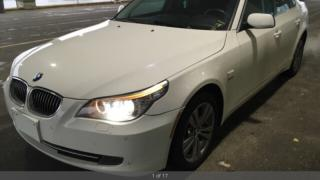 Used 2009 BMW 5-SERIES 4dr Sdn 528i xDrive AWD for sale in Coquitlam, BC