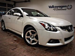 Used 2012 Nissan Altima 3.5 SR CVT for sale in Gatineau, QC