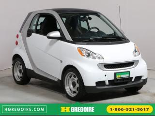 Used 2012 Smart fortwo PURE A/C CUIR for sale in Saint-leonard, QC