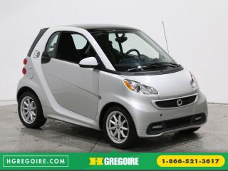 Used 2014 Smart fortwo ELECTRIQUE A/C NAV for sale in Saint-leonard, QC