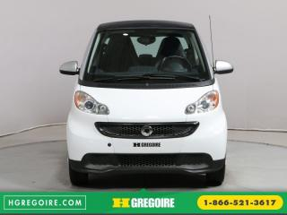 Used 2013 Smart fortwo PURE A/C CUIR for sale in Saint-leonard, QC
