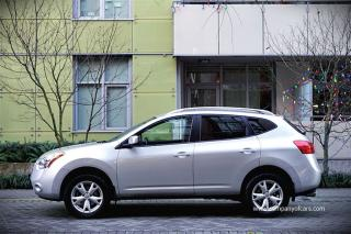 Used 2009 Nissan Rogue SL AWD for sale in Burnaby, BC