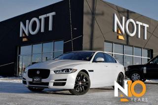 Used 2017 Jaguar XE 35T **SOLD** SC Prestige Navi for sale in Winnipeg, MB