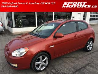 Used 2007 Hyundai Accent GS w/Sport Pkg for sale in London, ON