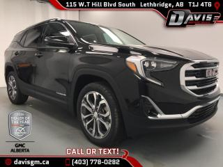 New 2018 GMC Terrain for sale in Lethbridge, AB