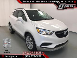 New 2018 Buick Encore for sale in Lethbridge, AB