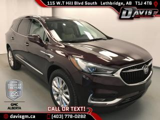 New 2018 Buick Enclave for sale in Lethbridge, AB
