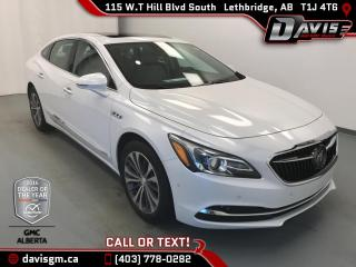 New 2018 Buick LaCrosse for sale in Lethbridge, AB