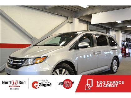 Nord Sud Honda >> Used 2015 Honda Odyssey Ex For Sale In St Jerome Quebec Carpages Ca