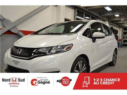 Nord Sud Honda >> Used 2016 Honda Fit Ex L Navi Cvt For Sale In St Jerome