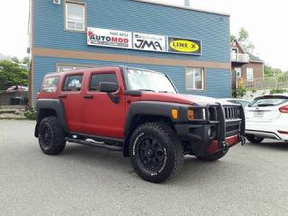 Used 2008 Hummer H3 4 RM  LINE-X Protection for sale in Beauceville, QC