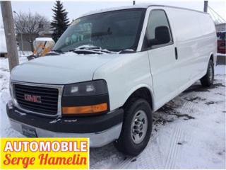 Used 2013 GMC Savana Allongee 4.8 Vortec for sale in Châteauguay, QC