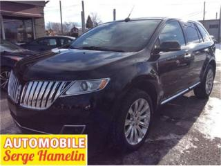 Used 2014 Lincoln MKX High Teck Navigation for sale in Châteauguay, QC