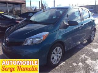 Used 2014 Toyota Yaris Le A/c Vi Carproof for sale in Châteauguay, QC