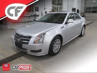 Used 2011 Cadillac CTS Luxury AWD for sale in Lévis, QC