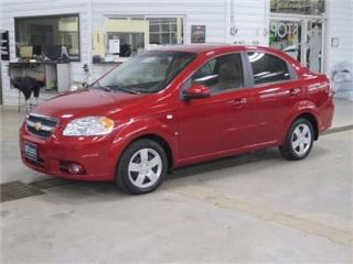 Used 2007 Chevrolet Aveo LT for sale in Levis, QC