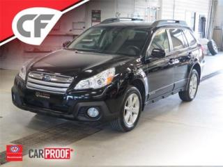 Used 2014 Subaru Outback 2.5I Premium for sale in Lévis, QC