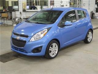 Used 2013 Chevrolet Spark LS for sale in Levis, QC