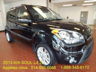 Used 2013 Kia Soul A Qui La Chance for sale in Montréal, QC