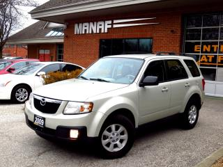 Used 2009 Mazda Tribute GX Newer Tires , Perfect Condition , CERTIFIED for sale in Concord, ON