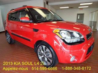 Used 2013 Kia Soul A Son Meilleur for sale in Montréal, QC