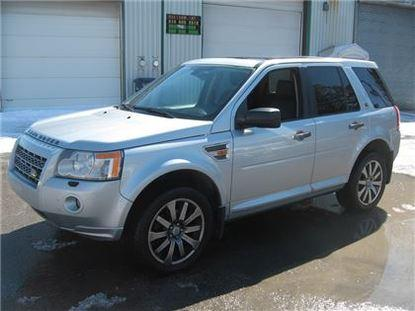 Used 2008 Land Rover Lr2 Hse Awd For Sale In Montreal Quebec