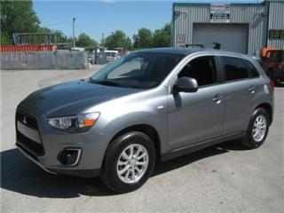 Used 2014 Mitsubishi RVR SE for sale in Montreal, QC