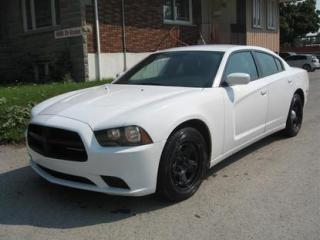 Used 2012 Dodge Charger 4DR SDN POLICE RWD for sale in Montreal, QC