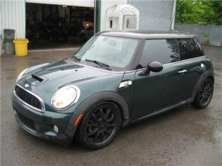 Used 2007 MINI Cooper S Turbo for sale in Montreal, QC