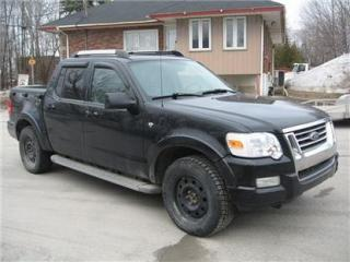 Used 2007 Ford Explorer Sport Trac LTD 4X4 for sale in Montreal, QC