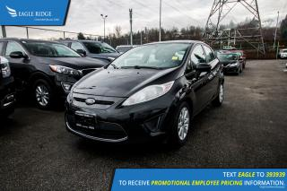 Used 2012 Ford Fiesta SE FWD, Cruise Control, Hands Free Calling for sale in Port Coquitlam, BC