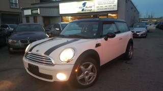 Used 2009 MINI Cooper Clubman Free Winter Tires for sale in Etobicoke, ON