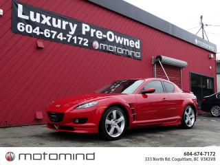 Used 2008 Mazda RX-8 GT for sale in Coquitlam, BC